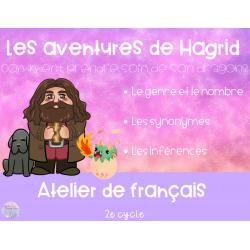 Les aventures de Hagrid
