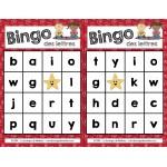 Bingo des lettres