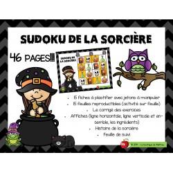 Sudoku de la sorcière