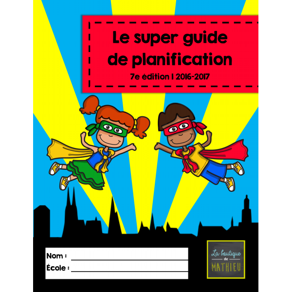 Guide de planification 16-17 (5 périodes)