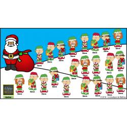 Les présences de Noël