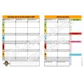 Guide de planification 17-18 (5 p, Couv: hérisson)