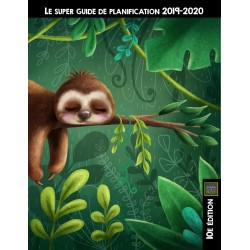Super guide planification 19-20 ( 5p. - Paresseux)