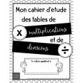 Étude des tables de multiplications / divisions
