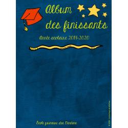 Album de finissants 2019-2020 (modifiable!)