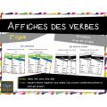 Affiches des verbes – 2e cycle
