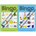 Bingo des sons initiaux