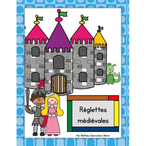 Réglettes médiévales