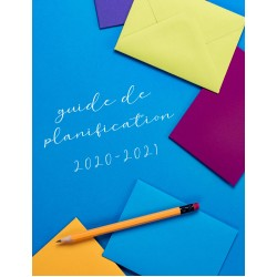 Guide de planification, planificateur 2020-2021