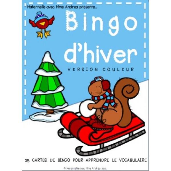 Bingo d'hiver!