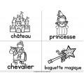 Collection Mur de mots - Mots des Contes de fée