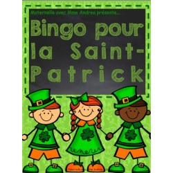 Bingo pour la Saint-Patrick