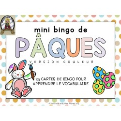 Bingo - Pâques
