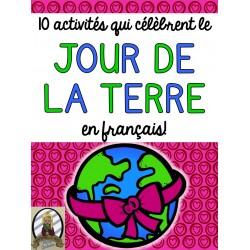 10 activités pour le Jour de la Terre