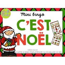 Bingo - C'est Noël!