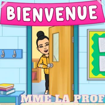 Madame la professeure