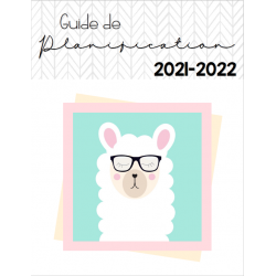 Guide de planification 2021-2022