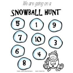 Chasse aux boules de neige numériques