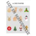 Jeu de position spatial de Noël