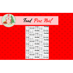 Fond Père Noël