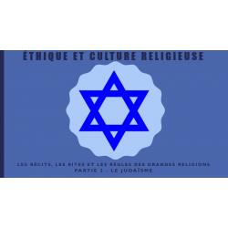 PPT sur le judaïsme - récits, rites et règles