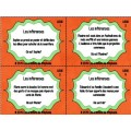 Les cartes à tâches : Les inférences