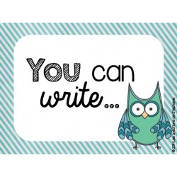 Writing Center : You can write...