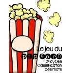 Le jeu du pop corn