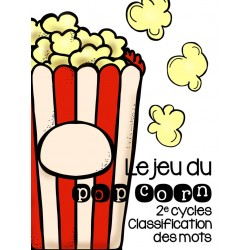 Le jeu du pop corn