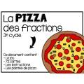 La pizza des fractions ~ JEU ~