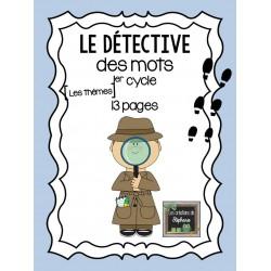 Le détective des mots