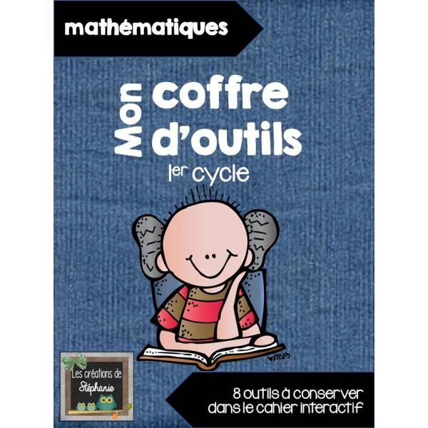 Mon coffre d'outils en mathématiques (1er cycle)
