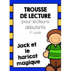 Trousse de lecture : Jack et le haricot magique