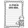 Si j'étais un super-héros...