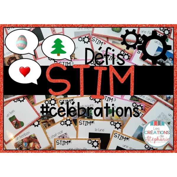 Les défis STIM : Célébrations