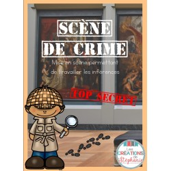 Scène de crime - 2e cycle