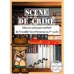 Scène de crime - 1er cycle
