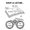 Les tableaux d'ancrage : Les stratégies de lecture