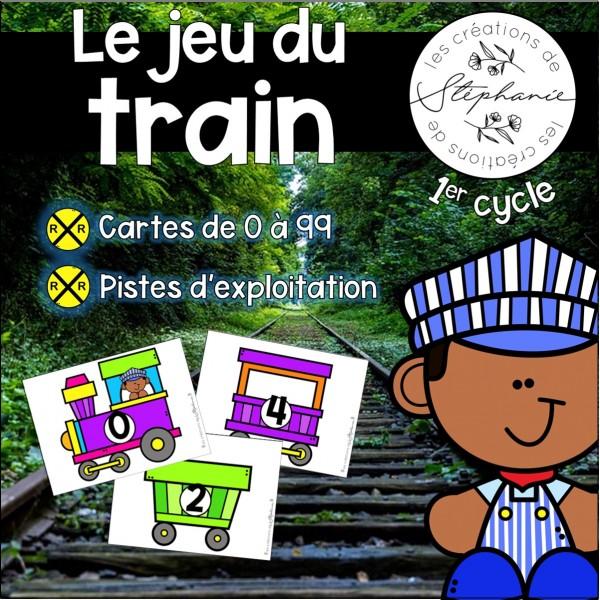 Le jeu du train