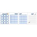 Planificateur/agenda prof 2020-2021singe