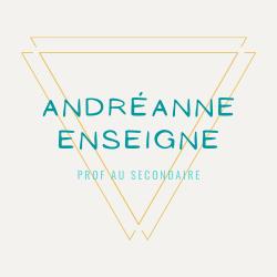 Andréanne enseigne