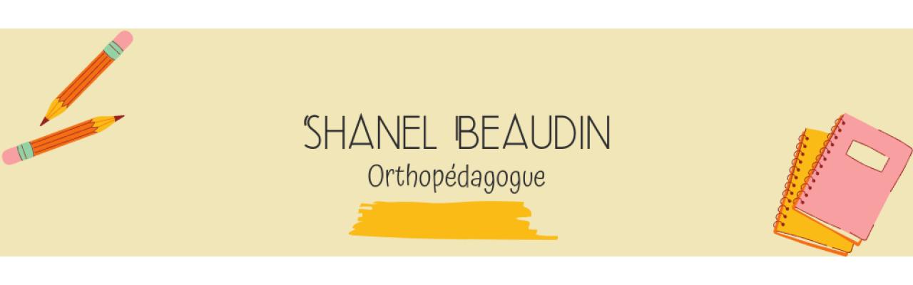 Shanel Beaudin Orthopédagogue