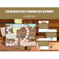 Un ranch pas comme les autres - Phonème initial